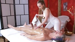 Massage rooms loud orgasms and inner ejaculation for large chisel