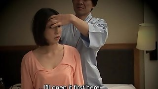 Subtitled japanese hotel massage oral fuck-a-thon nanpa in HD