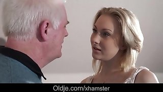 The Smutty professor anal invasion intercourse With young Russian Highschool