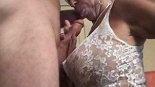 Elderly damsel Does Her Neighbor