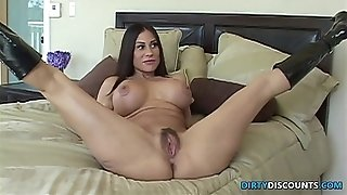 Bum-fucked housewife cheats on her spouse