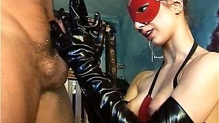 Mischievous domination & submission tramp getting penetrated