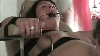 Lesbo Medical bondage & discipline