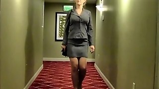 Kristyna Dark BDSM-Maturbation behind the scenes