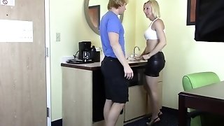 Clip4Sale amateur Taboo mummy goes From Mean to Robot then screws sonny