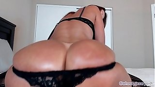 Phat ass white girl mummy Jess Ryan dirty dancing Her backside