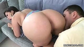 Fat culo Miami super-bitch Valerie Kay