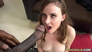 Jay Taylor porks big black cock In Front Of Her cheating beau