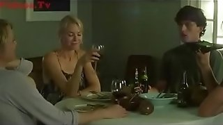 2 moms plows with their fellows [sex gig from movie]