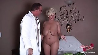 Claudia Marie Gets Her faux titties Put Back In!