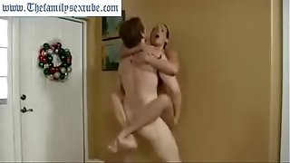 Wenona in super hot mummy mommy summons sonnie to grapple and gets plowed rock-hard